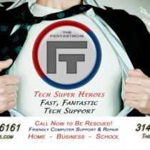 Tech Superheroes!
